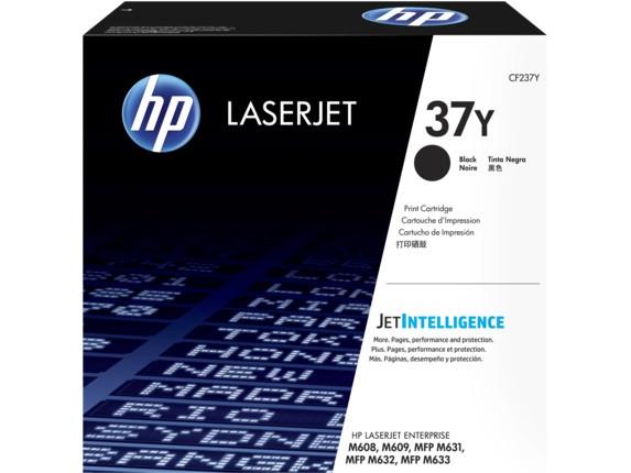 Тонер-картридж HP 37Y LJ M608/M609/M631/M632 Black 41000 страниц