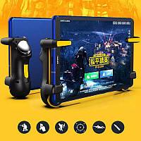 Триггеры Union с макросами для планшета iPad и Android геймпад PUBG Mobile Call oOf Duty StandOFF 2 Fortnite