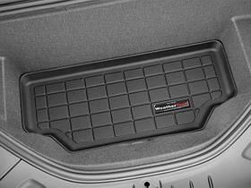 Килими гумові WeatherTech Tesla Model S 2016+ в переднє багажне відділення чорний
