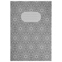 Тетрадь канцелярская, JOBMAX, А4, 48 л., клетка, картонная обложка, ассорти, фото 2