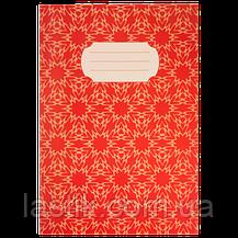 Тетрадь канцелярская, JOBMAX, А4, 48 л., клетка, картонная обложка, ассорти, фото 3