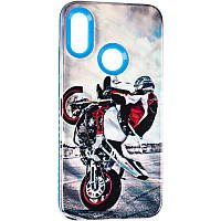 Print Case for Samsung A307 (A30s) Ghost Rider