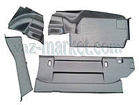 Обивка багажника ВАЗ 2106 пластиковая завод