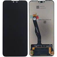 LCD Huawei Y9 (2019) + touch Black (OEM)