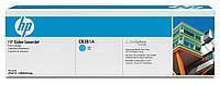 Тонер-картридж HP 824A CLJ CM6040/CM6030 Cyan 21000 страниц