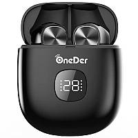 Stereo Bluetooth Headset OneDer TWS-W16 Black