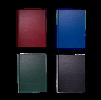Книга канцелярская OFFICE, А4, 96 л., клетка, офсет, твердая обложка с бумвинилом, ассорти