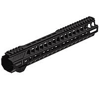 "Цевье Strike industries Mlok Handguard Rail in Black 13.5"" для AR-15"