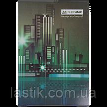 Тетрадь канцелярская, JOBMAX, А4, 96 л., клетка, офсет, картонная обложка, ассорти, фото 3