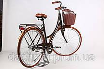 """Велосипед ARDIS Verona 28"""" 19"""" Коричневый (09261), фото 3"""