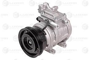 Компрессор кондиционера Hyundai Tucson/Kia Sportage (04-) (тип Doowon) (LCAC 0880) (97701-2D700) Luzar