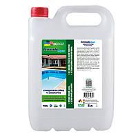 Barracuda Aqua (США). Средство для очистки бассейнов и аквапарков. (5л)