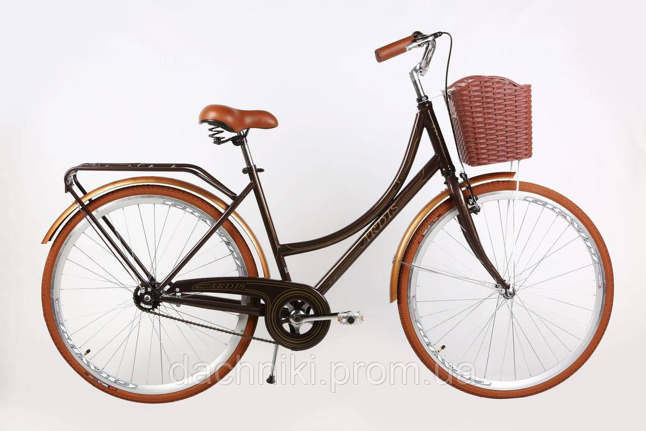 """Велосипед ARDIS Verona 26"""" 17"""" Коричневый (0926)"""