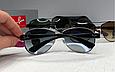 Солнцезащитные мужские очки в стиле RAY BAN 3386 003/32 Lux, фото 2