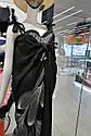 Парео сарафан, чорний з білим малюнком, one size, ТМ Anabel Arto, Україна, фото 2