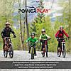 Велорукавички PowerPlay 002 C Зелені L, фото 8