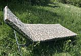 Раскладушка - кровать складная Mavens S-2 с матрасом 30 мм и подушкой (05-0002), фото 2