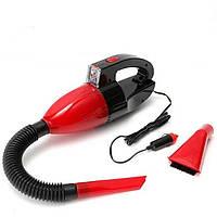 Автомобильный пылесос для уборки салона + ПОДАРОК держатель для телефона, фото 1