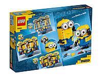 Lego  75551 Фигурки миньонов и их дом, фото 1