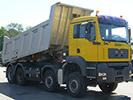 Перевозка сыпучих грузов от от 10т до 50т