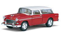 Машина. Автомодель металлическая 1:40 Chevy Nomad KT5331W Kinsmart