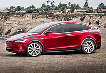 Tesla Model X 2016+