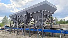 Поставка ленточных питателей на асфальтный завод 2