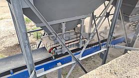 Поставка ленточных питателей на асфальтный завод 3