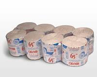 Туалетная бумага «Обухов» 65м от 8 шт