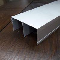 Направляющая рельса для шкафа купе, комплект, фото 1