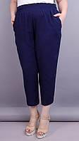 Летние женские брюки-капри,из штапеля 50-52,54-56 58-60,62-64