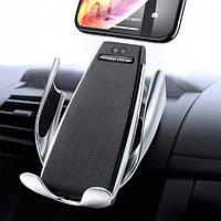 Универсальный автомобильный держатель S5 WSireless, фото 1