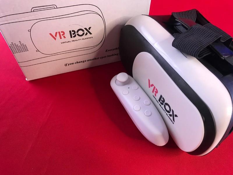 Очки для виртуальной реальности VR BOX 2