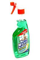 Средство для мытья стекол Мистер Мускул 500 мл.