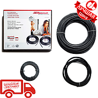 Теплый пол электрический Hemstedt BR-IM-Z 1700 Вт 12,5 м2 нагревательный кабель для укладки в стяжку