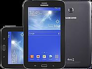 Samsung Galaxy Tab 3 Lite 8Gb SM-T116 Ebony Black Grade C Б/У, фото 2