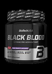 Предтреник BioTech Black Blood CAF+ (300 г) биотеч блек блад blueberry