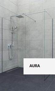 Душові перегородки Andora Aura