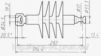 ПСК 120-3,3-7-Ц Изолятор