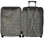 Комплект валіза і кейс Bonro 2019 середній срібний  (10501102), фото 5