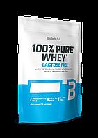 Сывороточный протеин концентрат BioTech 100% Pure Whey Lactose Free (454 г) биотеч пур вей chocolate
