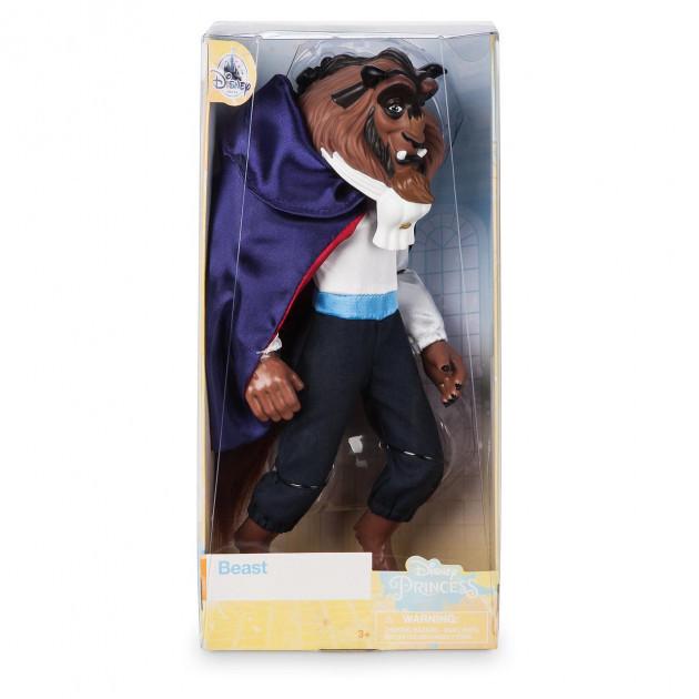 Disney Классическая кукла Принц Чудовище в плаще - Красавица и Чудовище
