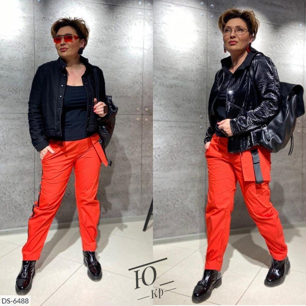 Прогулочный костюм женский (батал)