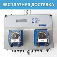 Автоматическая станция дозирования Seko Pool basic Evo pH/mV для pH и Cl  / 1,5 л/ч