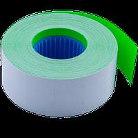 Ценник 26x16 мм (1000 шт, 12 м), прямоугольный, внутренняя намотка асорти