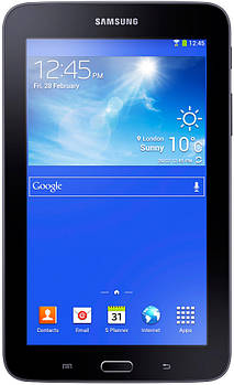 Samsung Galaxy Tab 3 Lite 8Gb SM-T111 Black C Grade Б/У