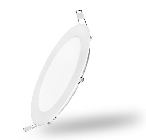 Светодиодный светильник DELUX CFR LED10 12 Вт встраиваемый, круглый