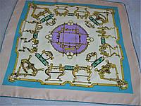Хустку Hermes шовк, фото 1