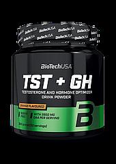 Бустер тестостерона BioTech TST+ GH (300 г) биотеч orange