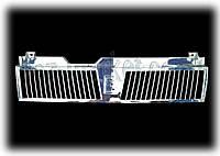 Решітка радіатора ВАЗ 21083 хром зубатка завод